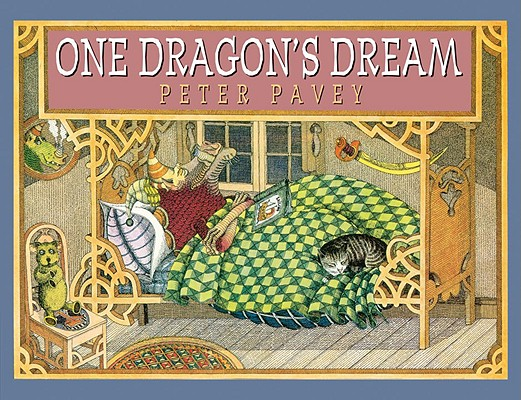 One Dragon's Dream By Pavey, Peter